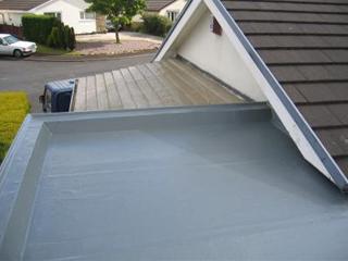 Fibreglass GRP roofing Southampton